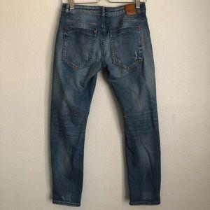 Zara Jeans - Zara Z1975 Basic Dept Heritage Denim